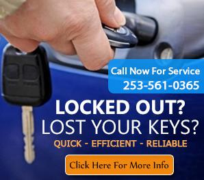 Key Lockout - Locksmith Milton, WA